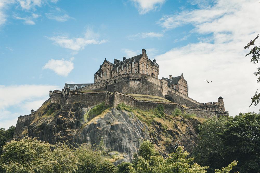 Castillo de Edinburgo